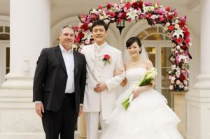 BotF's attendence at a Shanghai Wedding