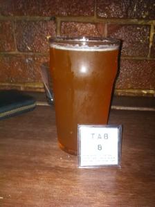 Bar Biero Rogues Ale Yellow Snow IPA