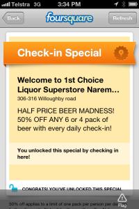 1st Choice Naremburn Offer