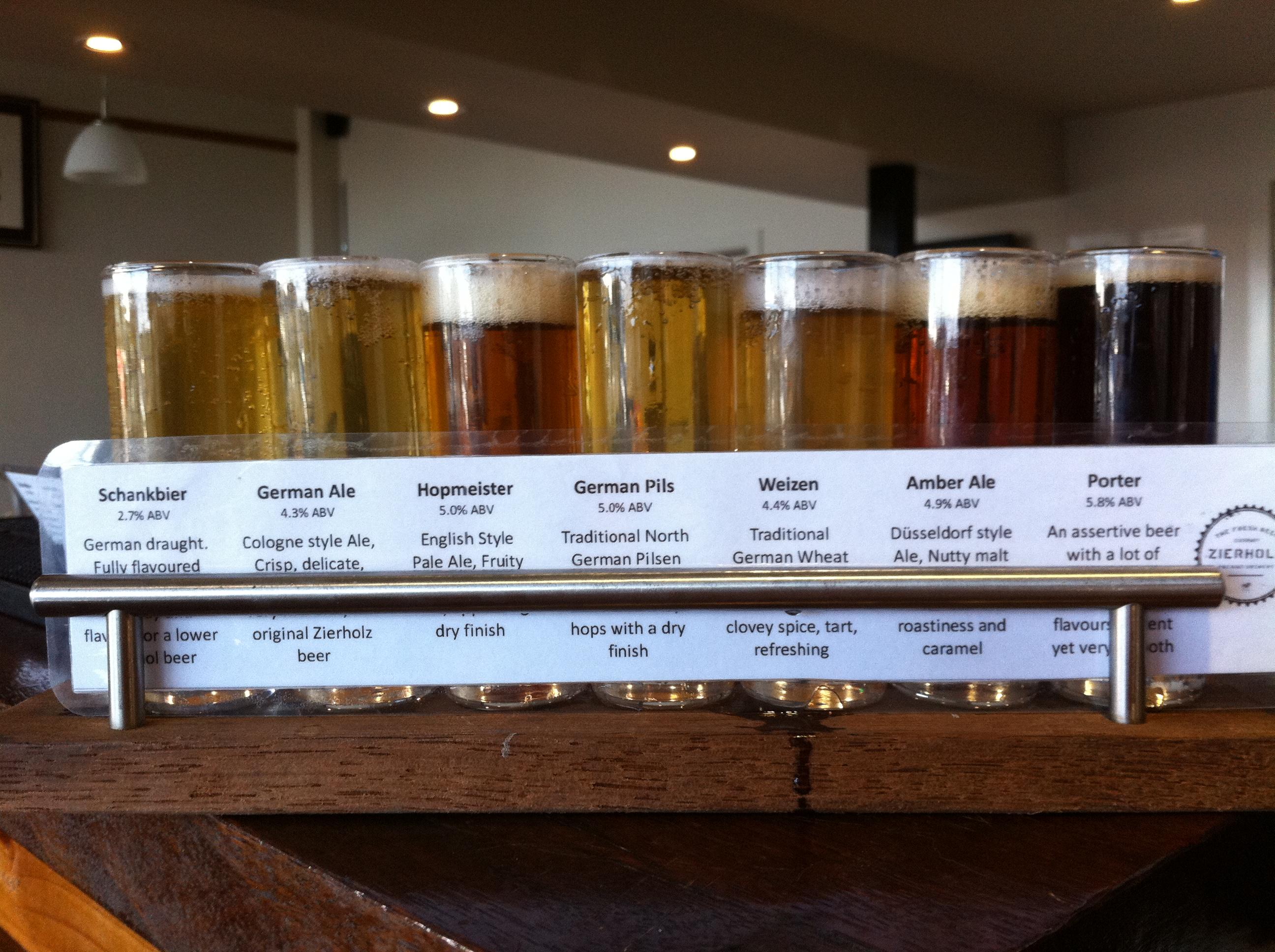 Zierholz Premium Brewery Restaurant Bar