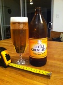 Little Creature Bright Ale