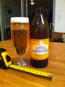 Little Creature Bright Ale