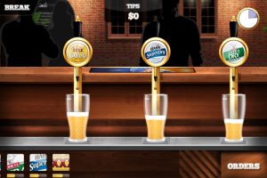 The Publican - Behind the Bar