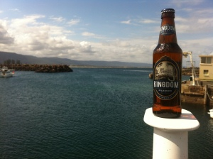 Kingdom Pilsener - Wollongong Harbour