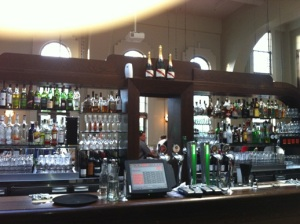 The bar at St Johns
