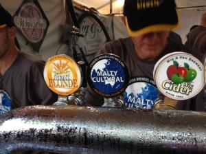 Brilliantly named (good beer too)