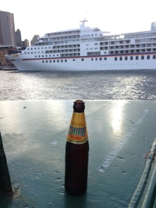 Cobra Beer and the Europa