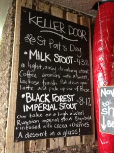 The Stout info