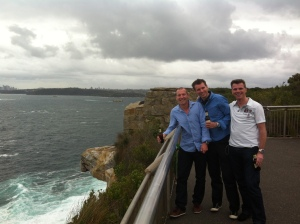 North Head and ferries