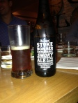 Stoke Bomber Smoky Ale