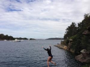 Jump Rock leap
