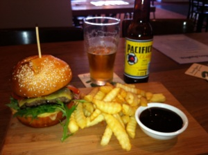 Pacifico Burger