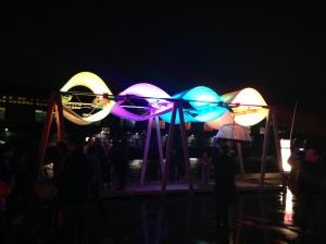 Vivid lights