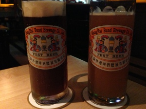 The Bund Brewery's range