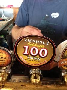 Zierholz