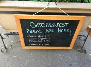 Redoak's Oktoberfest line-up
