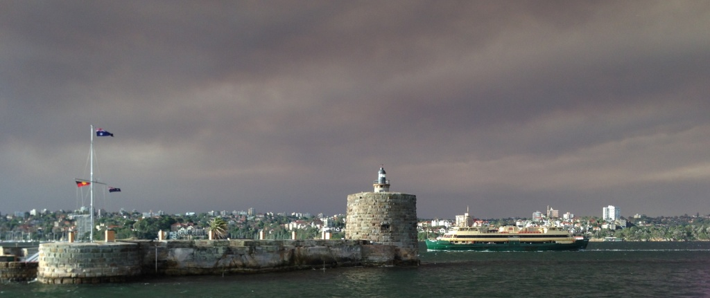 Fort and Ferry