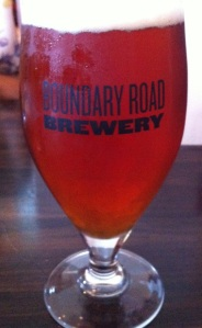 Boundary Road Flying Fortress - a great looking beer!