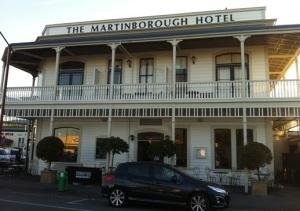 Martinborough Hotel - a gem of a builidng