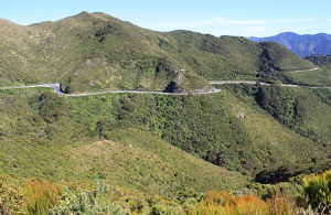 Rimutaka Hill Road to Martinborough