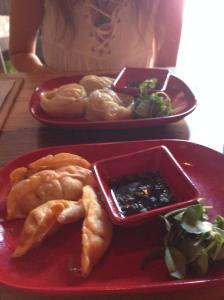 Dumplings - fresh