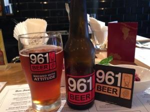 Lebanese beer - branding, tick
