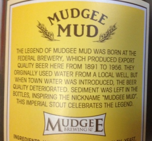 Story of Mudgee Mud