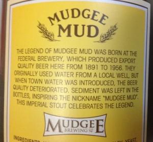 Story of Mudgee Mud