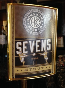 Sevens Stout - HK Brew House