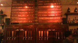WP Beer list
