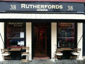 Rutherfords Micropub - Kelso 2