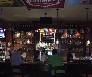 One of three Beer Authority bars