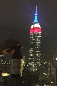 My greatest Botf beer p*orn so far - Empire State Building