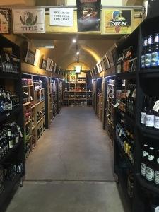 Brasserie artisanale Dusty Miner et tunnel sous la bière Hunter Valley - à l'arrière du ferry  - Bière artisanale 3